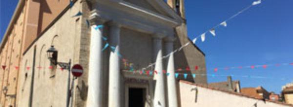 Chiesa di Santa Lucia a Oristano