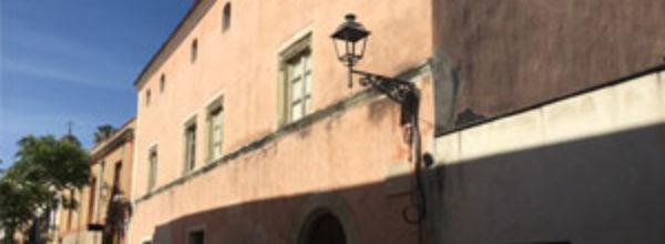 Palazzo De Castro di Oristano