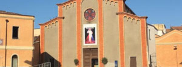Church of San Sebastiano Martire Oristano