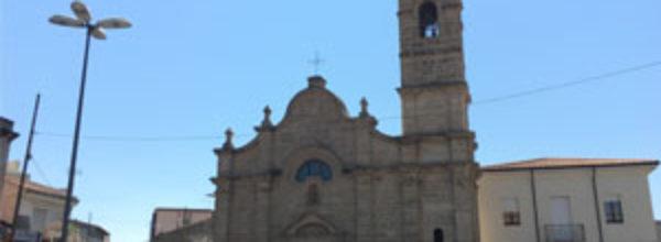 Church of Sant'Efisio Oristano