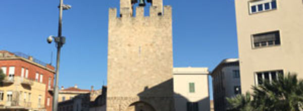 Mariano Tower or San Cristoforo Tower