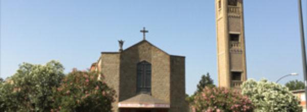 Church of Sacro Cuore Oristano