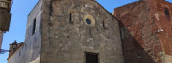 Church and Monastery of Santa Chiara Oristano