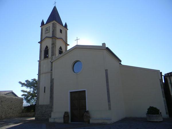 Baradili Chiesa