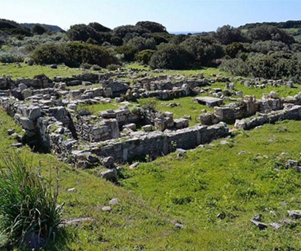 sito archeologico di cornus