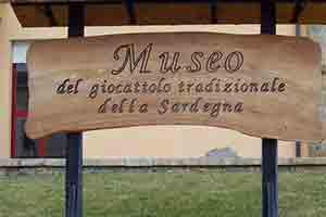Museo del giocattolo tradizionale della Sardegna Ales