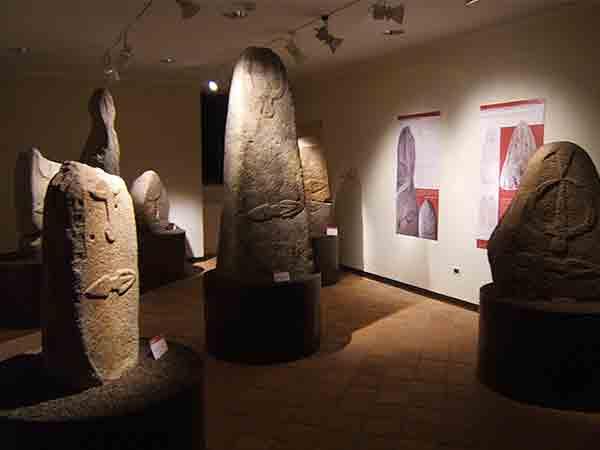 Museo della Statuaria Preistorica in Sardegna Laconi