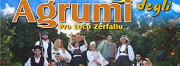 21° Sagra degli Agrumi Zerfaliu | 24-25 Febbraio 2018